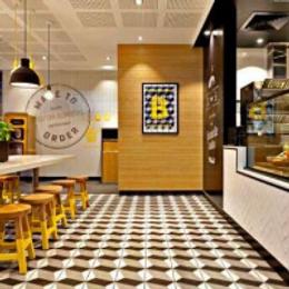 攜手Lava店鋪音樂 打造更具簡約情調的西式快餐店