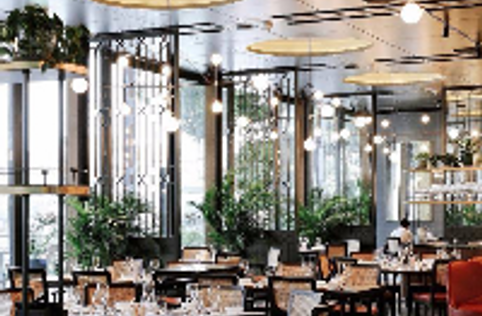 餐厅的独特魅力 有餐厅背景音乐打造